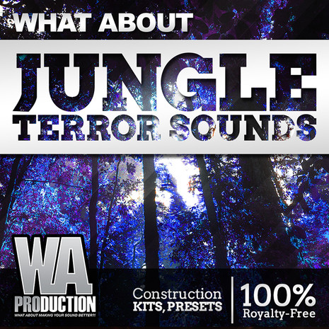 What About: Jungle Terror Sounds