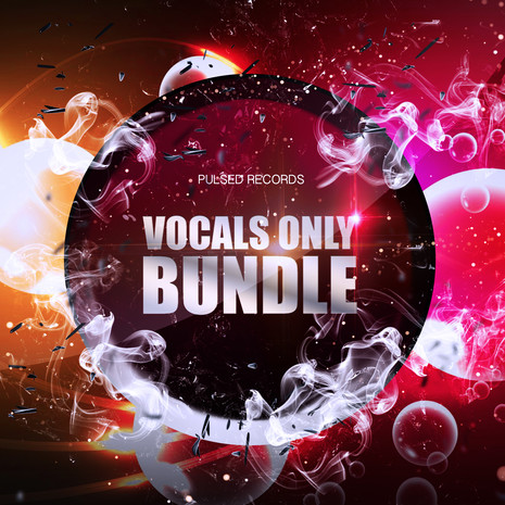 Vocals Only Bundle: 5 In 1