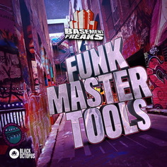 Basement Freaks: Funk Master Tools