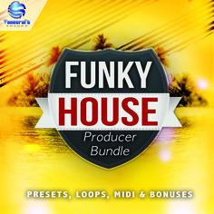 Tunecraft Funky House Producer Bundle