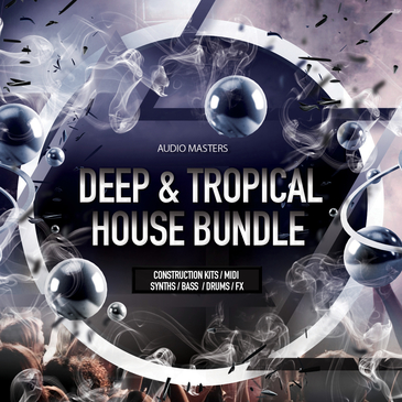 Audio Masters: Deep & Tropical House Bundle