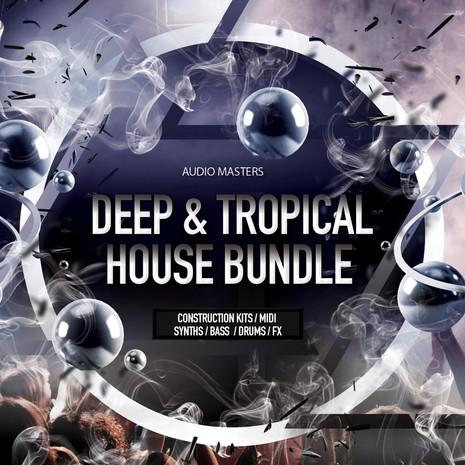 Audio Masters: Deep & Tropical House Bundle