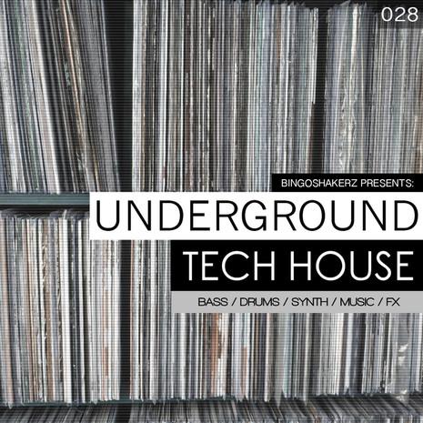Bingoshakerz: Underground Tech House