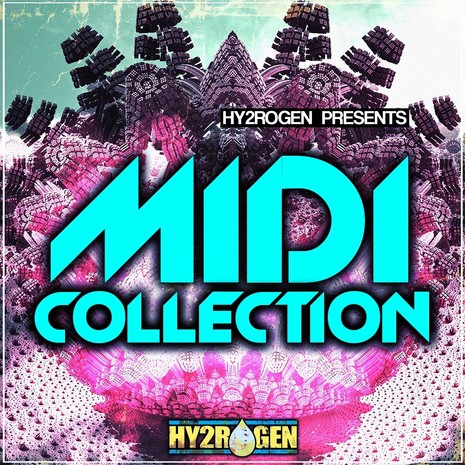 Hy2rogen: MIDI Collection