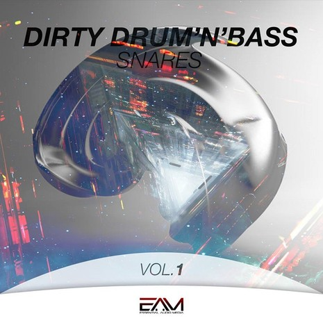 Dirty Drum n Bass Snares Vol 1