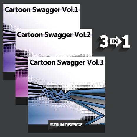 Cartoon Swagger Triple Bundle