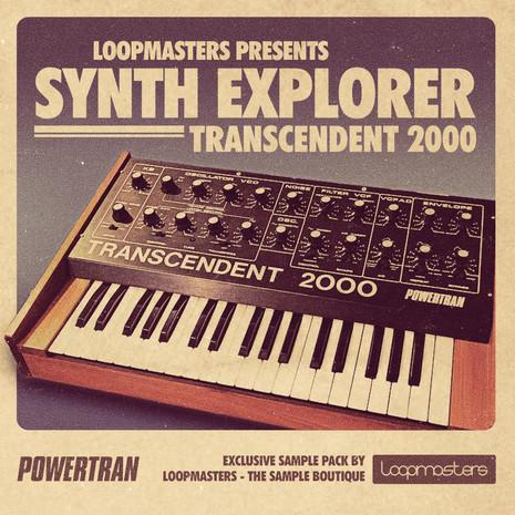 Synth Explorer: Transcendent 2000