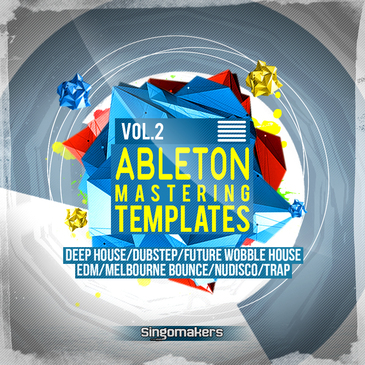Ableton Mastering Templates Vol 2
