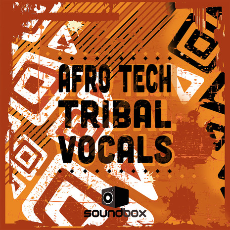 Afro Tech Tribal Vocals