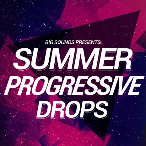 Summer Progressive Drops