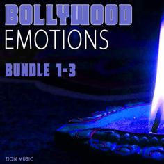 Bollywood Emotions Bundle (Vols 1-3)