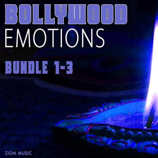 Bollywood Emotions Bundle (Vols 1-3)
