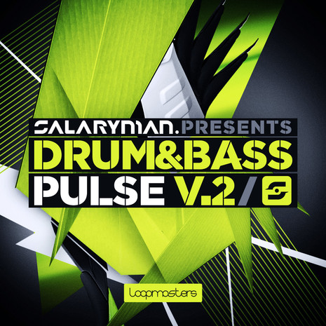 Salaryman: Drum & Bass Pulse Vol 2