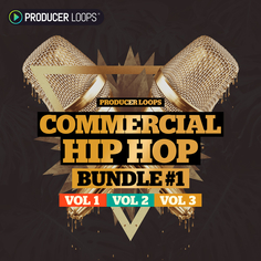 Commercial Hip Hop Bundle (Vols 1-3)