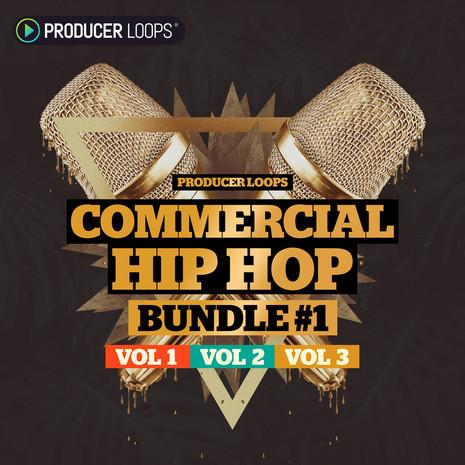 Commercial Hip Hop Bundle (Vols 1-3)
