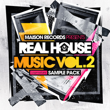 Maison Records: Real House Music 2