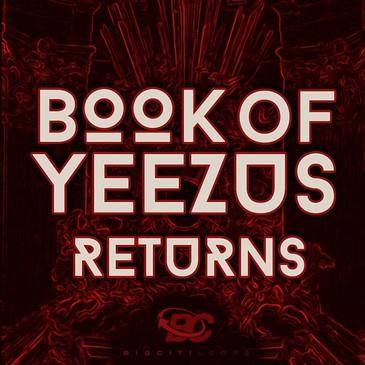 Book Of Yeezus Returns