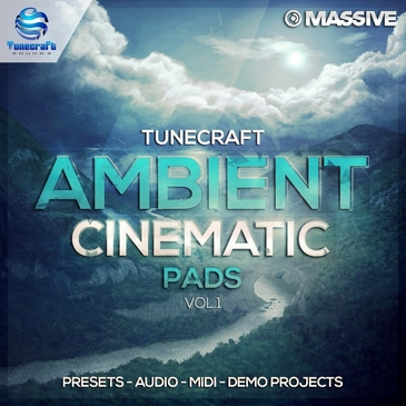 Ambient Cinematic Pads Vol 1