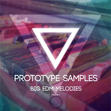 Big EDM Melodies Vol 1