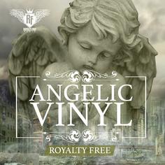 Angelic Vinyl: Royalty Free