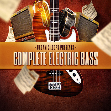 Complete Electric Bass