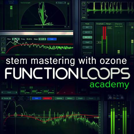 Stem Mastering With Ozone