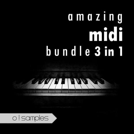 Amazing MIDI Bundle 3-in-1