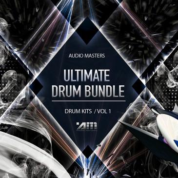 Ultimate Drum Bundle Vol 1: Tropical, House & Electro