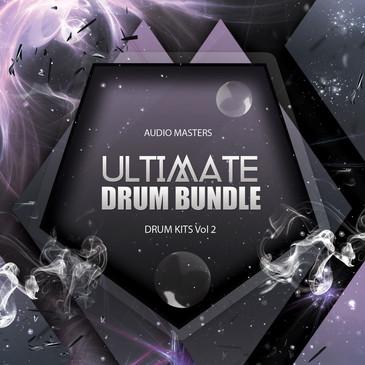Ultimate Drum Bundle Vol 2: Pop, RnB & Chillstep