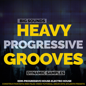 Heavy Progressive Grooves