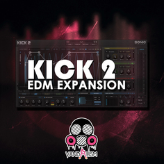 KICK 2: EDM Expansion