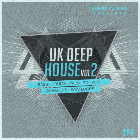 UK Deep House Vol 2