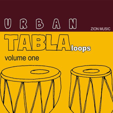 Urban Tabla Loops Vol 1