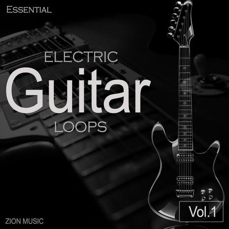 Essential Electric Guitar Loops Vol 1