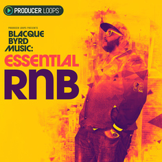 Blacque Byrd Music: Essential RnB
