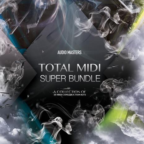 Total MIDI Super Bundle