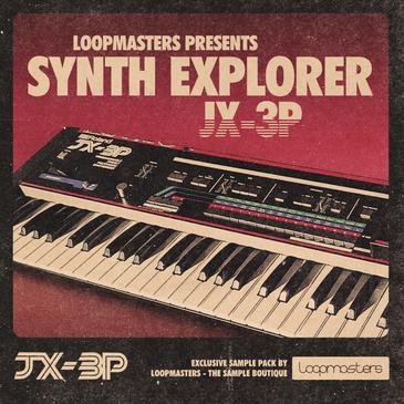 Synth Explorer: JX-3P