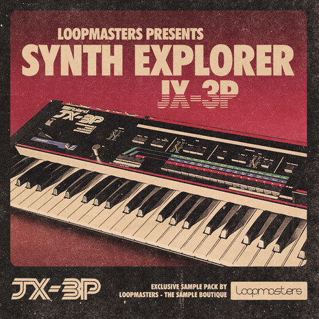 Synth Explorer: JX-3P