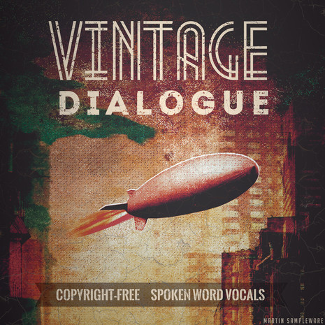 Vintage Dialogue: Cinematic Hip Hop