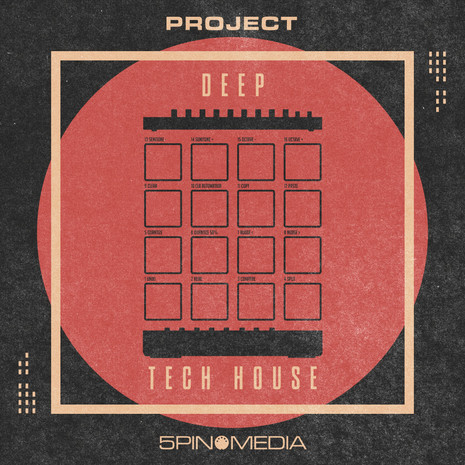 5Pin Media: Deep Tech House