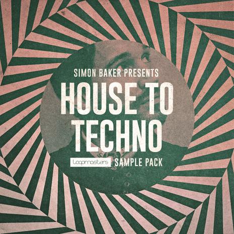 Simon Baker: House To Techno