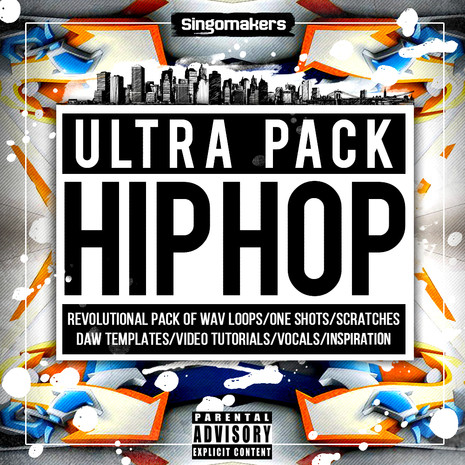 Hip Hop Ultra Pack