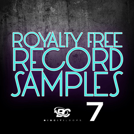 Royalty-Free Record Samples 7