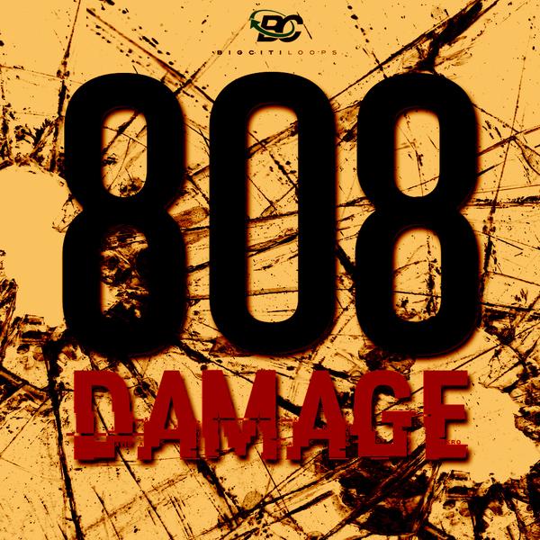 808 Damage