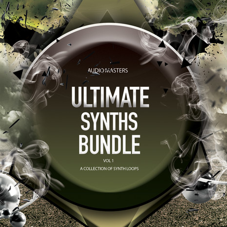 Ultimate Synths Bundle Vol 1: Pop, Future Bass & Chillstep
