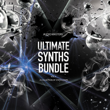 Ultimate Synths Bundle Vol 3: Synthwave, Trance & RnB