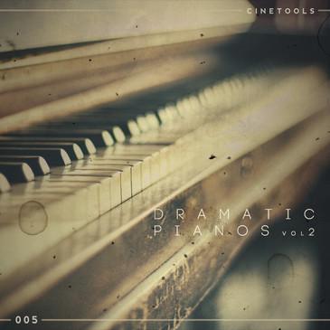 Cinetools: Dramatic Pianos Vol 2