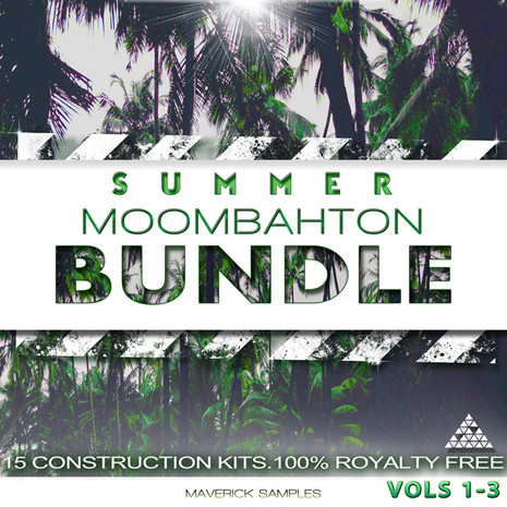 Summer Moombahton Bundle (Vols 1-3)