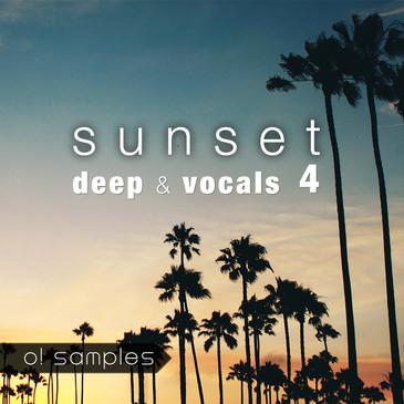 Sunset Deep & Vocals Vol 4