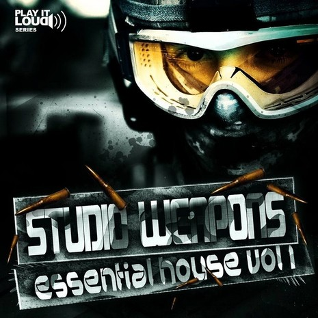 Studio Weapons: Essential House Vol 1